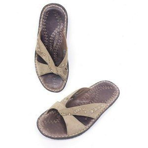 Keen Cush Womens Size 7 Slip On Sandals Shoes